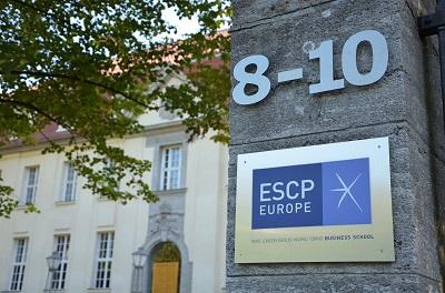 ESCP Europe Wirtschaftshochschule Berlin