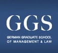 Logo German Graduate School of Management and Law (GGS)