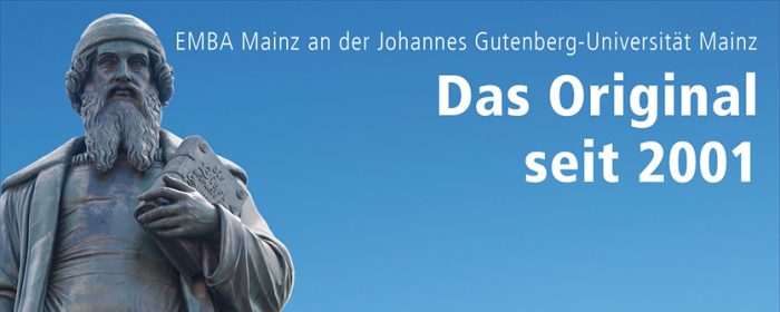Johannes Gutenberg-Universität Mainz, Gutenberg School of Management and Economics
