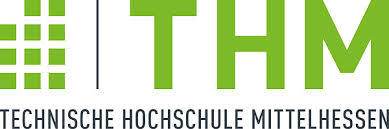 Logo Technische Hochschule Mittelhessen (THM) University of Applied Sciences