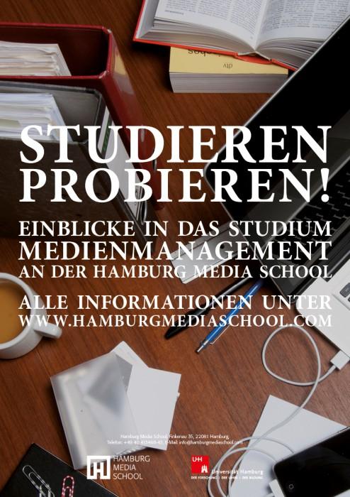 Studieren probieren! am 2. Juni 2015
