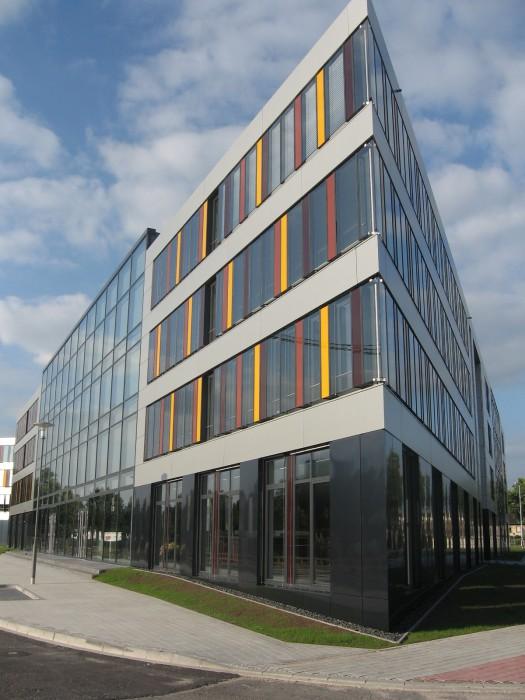 Sitz der Graduate School Rhein-Neckar