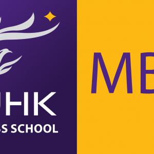 CUHK_MBA Logo