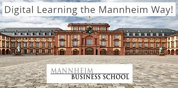 Mannheim Business School bietet ab 1. März Massive Open Online Courses an