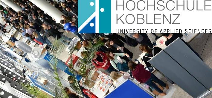 Hochschule Koblenz begrüßt über 1.000 neue Studentinnen und Studenten