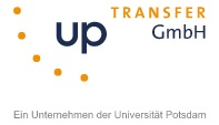 Logo UP TRANSFER GmbH an der Universitaet Potsdam