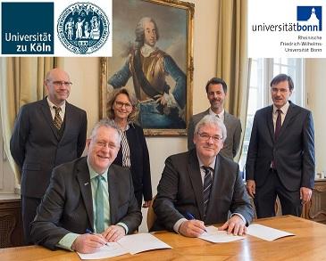 Neugründung eines Institutes durch die Universitäten Bonn und Köln