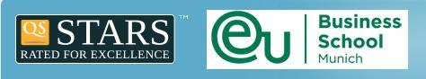 Die EU Business School erreichte eine hervorragende Platzierung beim weltbekannten QS Star Ranking