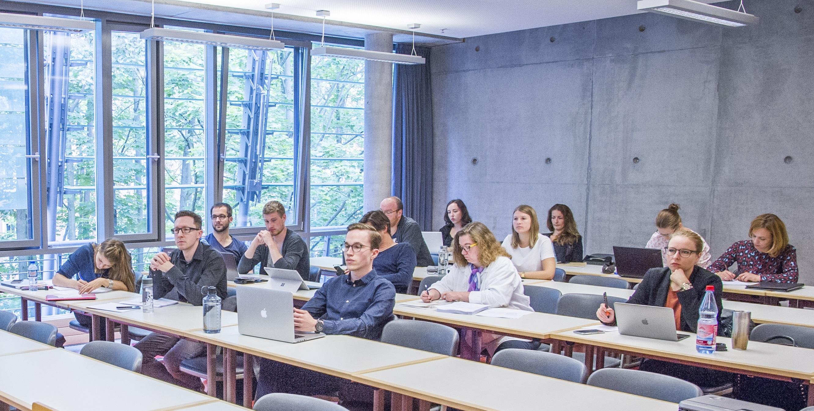 Infowebinar MBA Potsdam