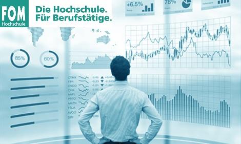 Neuer Master-Studiengang an der FOM Hochschule: Big Data & Business Analytics