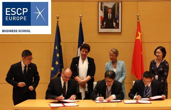Die ESCP Europe Business School beteiligt sich an der Einführung eines Zertifikats für Smart Cities