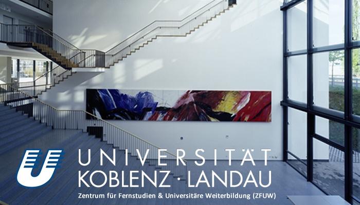 Universität Koblenz-Landau Zentrum für Fernstudien und Universitäre Weiterbildung (ZFUW)